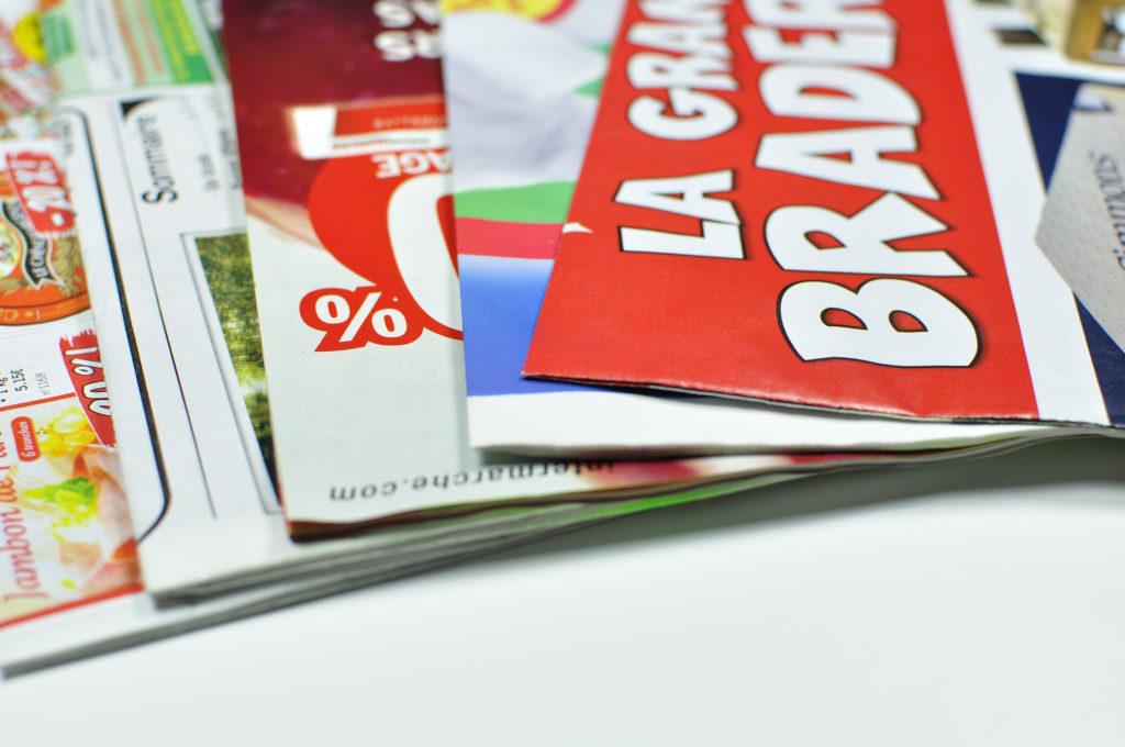 Magazines publicitaires