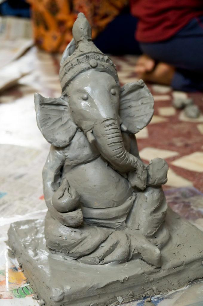 Eléphant en buddha